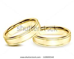 wedding gold rings wedding rings vector free vector at vecteezy
