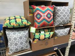 Walmart Sofa Pillows by Stock Up Mainstays Outdoor Throw Pillows Only 1 00 At Walmart
