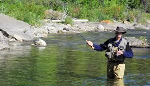 go fishing in yosemite park my yosemite park