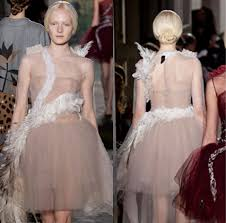 swan dress valentino resurrected bjork s swan dress stylecaster