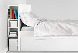 Free Standing Headboard Innovative Ikea King Headboard Free Standing Brimnes Headboard For