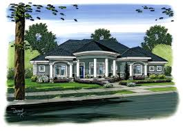plan 62594dj southern house plan with custom features southern