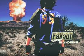 Fallout 3 Halloween Costume Fallout Costume 2 Hours