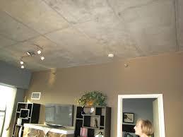 concrete ceiling interior design pinterest concrete