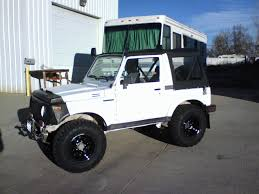 suzuki samurai lifted sammy