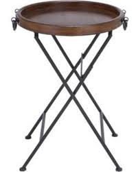 Metal Tray Coffee Table Don T Miss This Deal On Uma Metal Wood Tray Table At Nordstrom