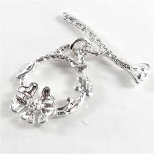 Toggle Clasps For Jewelry Making - clasp flower clasp jewelry making