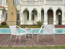 poltrone salotto salotto da giardino 2 poltrone e un tavolino hiro