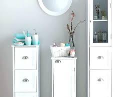 free standing storage cabinet bathroom storage cabinets floor standing free standing storage