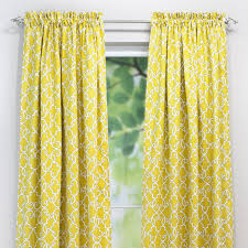 Yellow Curtains For Living Room Curtain Page Arafen