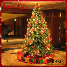 christmas tree giant outdoor commercial lighted christmas tree