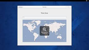 Is Time Zone Map by The New Gnome Initial Setup Goings On