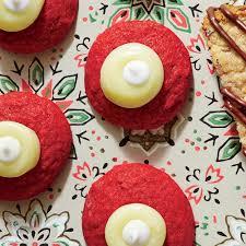 red velvet thumbprints recipe myrecipes