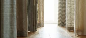 Textured Cotton Tie Top Drape by Curtains Window Treatments And Hardware Crate And Barrel