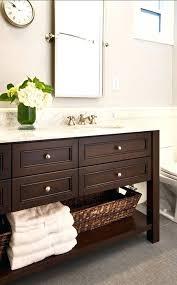 Hardwood Bathroom Vanities Modern Wood Vanity Bombilo Info