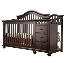 Changing Table Crib What Is The Best Crib With Changing Table Of 2018 Shopping Guide