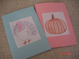 thanksgiving cards craft these with your