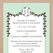 Wedding Invitation Sample Cards Wedding Invitation Card Template Card Design Ideas