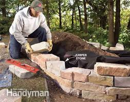Rock Garden Beds How To Build A Rock Flower Bed