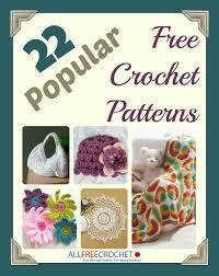 amigurumi pattern pdf free 22 popular free crochet patterns ebook free crochet crochet and