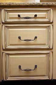 cream kitchen cabinets with glaze cream kitchen cabinets with wood worktop home design ideas