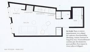 daily inspiration a 30m2 studio in paris jason mowen