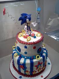 sonic the hedgehog cake topper top ten sonic the hedgehog cakes birthday express