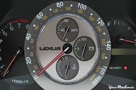 lexus dash lights understanding the lexus monitor service indicator lights