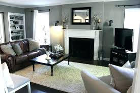 Decorating With Brown Leather Sofa Beautiful Brown Leather Furniture Decorating Images