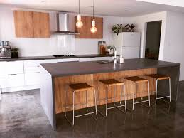 kreative elementz polished concrete floors concrete kitchen