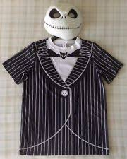 Jack Skeleton Costume Nightmare Before Christmas Costume Ebay