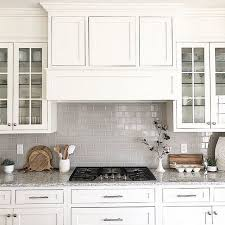 white shaker kitchen cabinets with white subway tile backsplash white shaker kitchen cabinets ideas interior