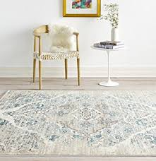 5 X 9 Area Rug 4620 Distressed 6 5x9 2 Area Rug Carpet Large
