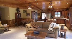 Morton Buildings Custom Home Interior In Deer River Minnesota - Custom home interior