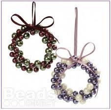 five mixed media ornaments to make