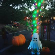 party city halloween music get in character for legoland u0027s brick or treat this halloween