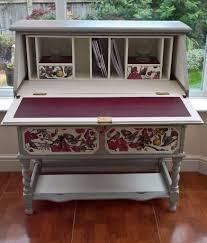 dressing bureau vintage shabby chic bureau dressing table desk in