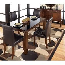 dining room table sets ashley furniture alyn rectangular dining room set signature design ashley throughout