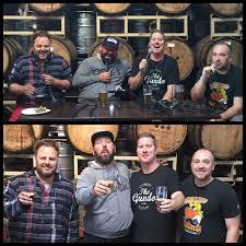 live podcast recordings el segundo brewing co by the gundo
