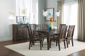 kincaid dining room furniture design center kincaid montreat cornerstone rectangular dining table set in