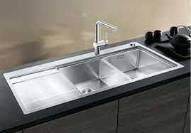 Home Depot Faucets Kitchen Endearing Kitchen Sinks At Home Depot Stainless Steel On