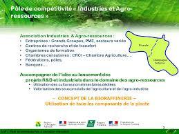 chambre agriculture picardie dans le contexte du développement des bioraffineries ppt