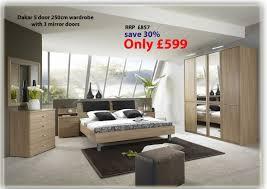 5 Door Wardrobe Bedroom Furniture Furniture For Modern Living Furniture For Modern Living