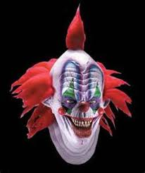 killer clown costume partyworld