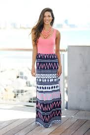 chevron maxi dress neon pink chevron maxi dress saved by the dress