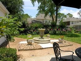 Asian Patio Design by Lawn U0026 Garden Deluxe Asian Style Backyard Rock Garden Design