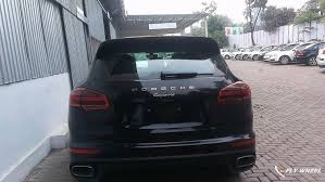porsche suv in india 2015 porsche cayenne suv facelift touches base in india