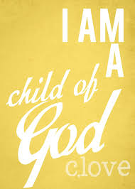 cdotlove design by kristin clove i am a child of god