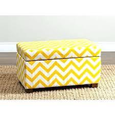Yellow Ottoman Storage Fashionable Yellow Ottomans Taptotrip Me