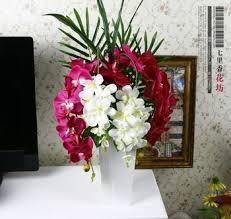fake flowers for home decor cheap sia artificial flowers find sia artificial flowers deals on